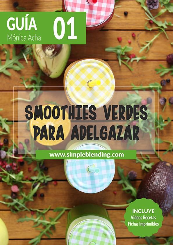 Smoothies para adelgazar recetas